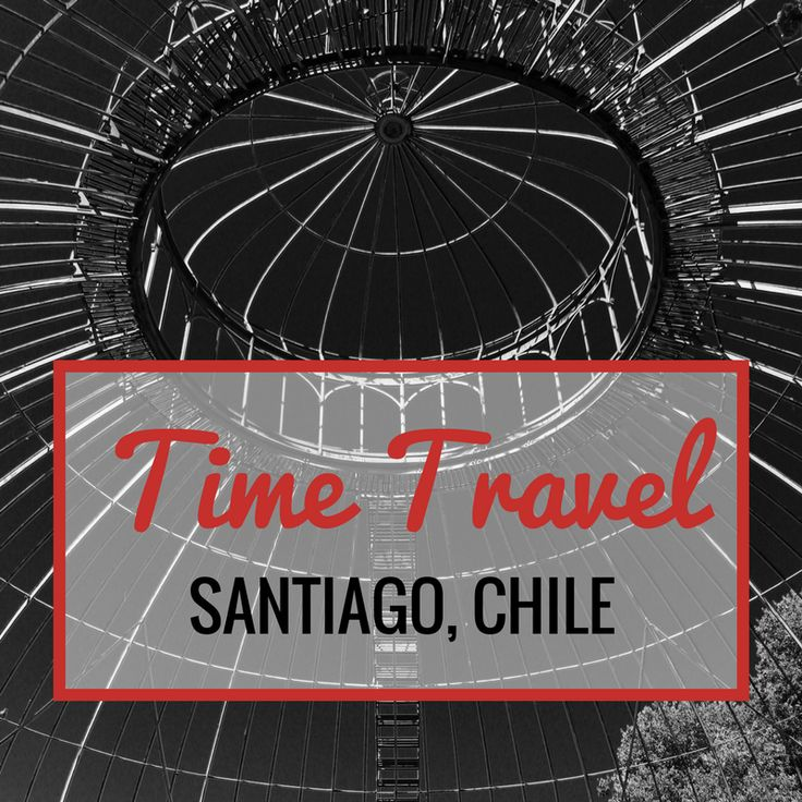 Check out some of these blasts from the past in Santiago!