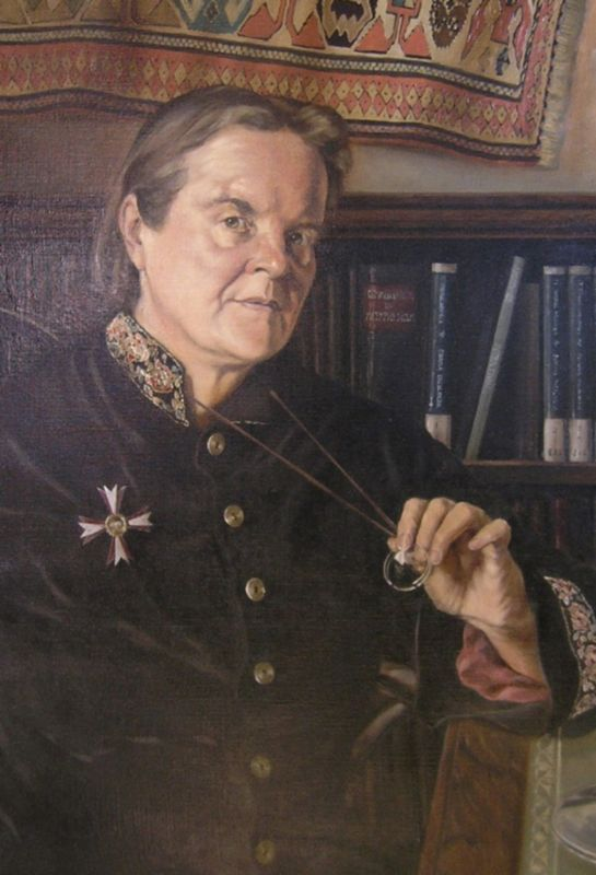 Elizabeth Anscombe Giant Of 20th C Philosophy Elizabeth Moral Philosophy Cross Necklace