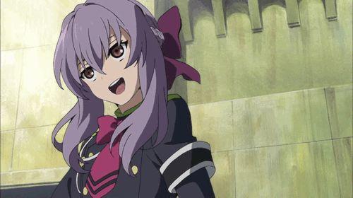 柊シノアとか言う髪型すらかわいいジト目のこの画像wwwww アニメモリー