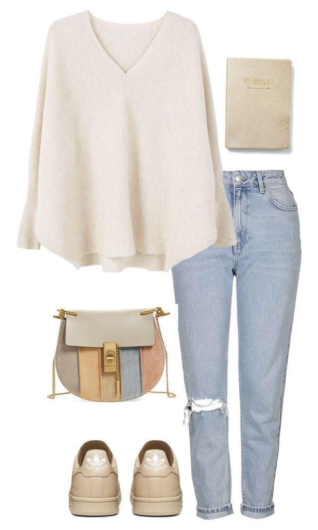 """""""Untitled #481"""" by vaniaoliveira97 ❤ liked on Polyvore featuring Topshop, MANGO, Chloé and Express"""