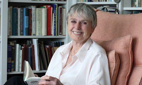 Susan Cooper at her home in Marshfield, Massachusetts