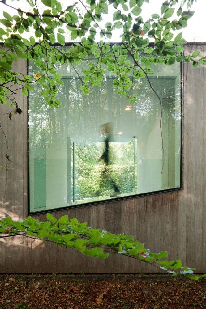 Villa Roces in Belgium by Govaert & Vanhoutte. - Google Search