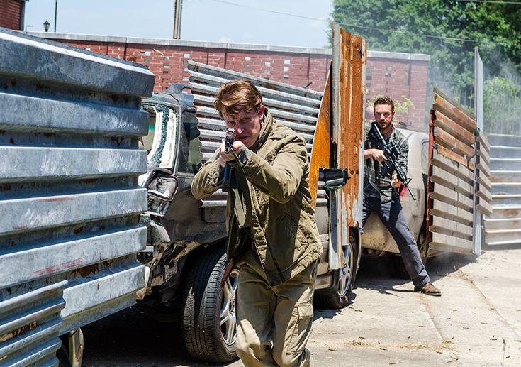 The Walking Dead - The Walking Dead Season 8 Episodic Photos - AMC