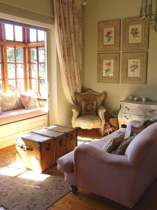 Romantic Living Rooms Pinterest