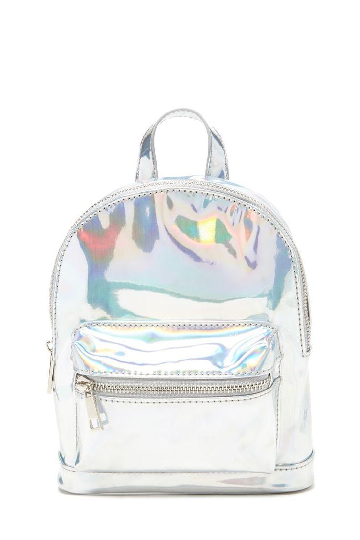 Holographic Mini Backpack …   backpacks in 2019   Mini ...