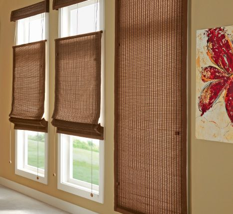 Unique Add style and taste to your home or office with natural shades from Blinds Direct