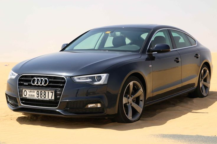 Presenting the Audi A5 Sportsback Quattro in Moonlight Blue. Our latest collaboration with Audi Middle East.  SEE IT HERE: http://smf-blog.com/audi-a5-sportsback-quattro/