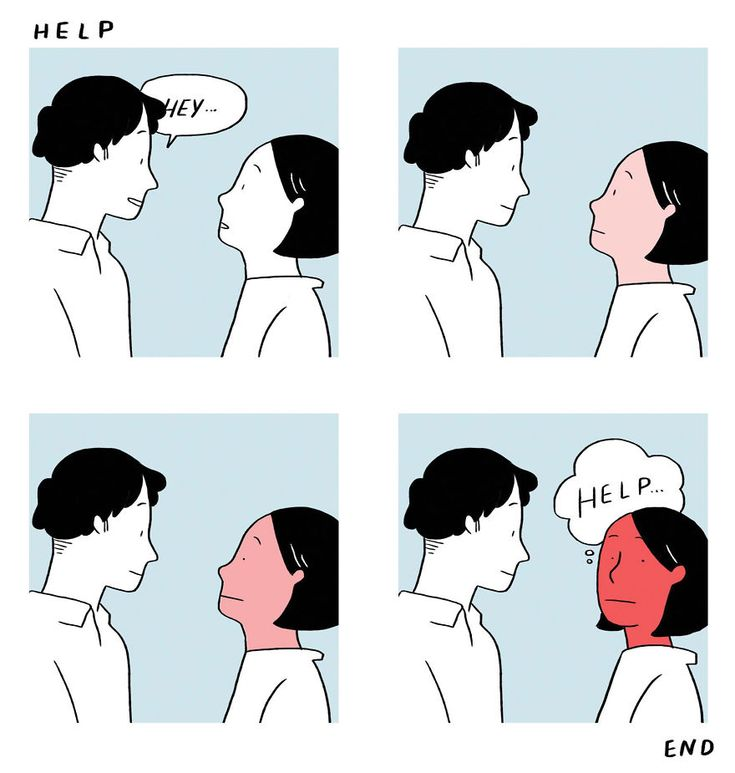 10+ Dark And Beautiful Comics About Relationships By Thai Artist Tuna Dunn - Part 2