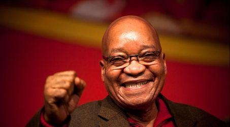 Zuma greets Xi Jinping to become China new President
