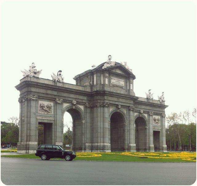 Be Petite: A Weekend In Madrid