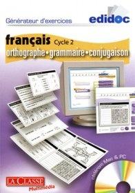 Un générateur d'exercices configurables pour le français au cycle 2.