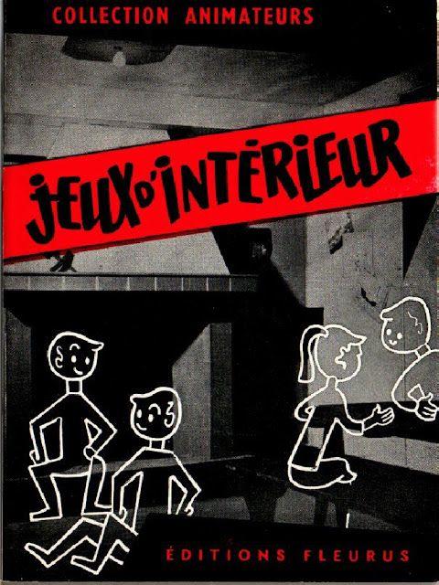 Jeux d'intérieur (collection animateurs, volume 2)