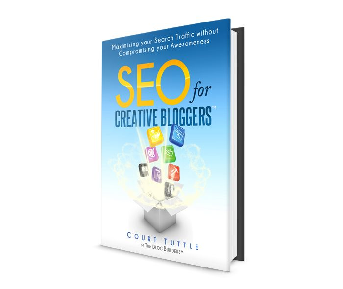 SEO for Creative Bloggers - FREE Ebook!