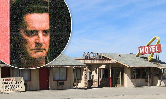 Kyle MacLachlan suits up as Twin Peaks filming moves to Mojave Desert