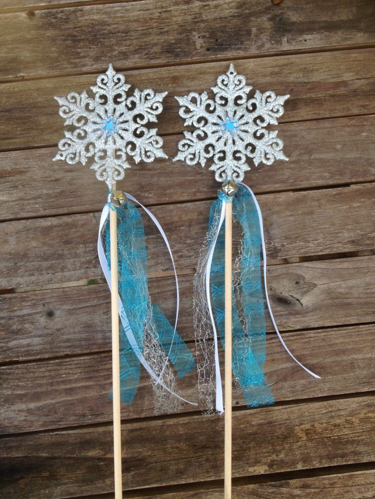 50 best frozen party decorations images on pinterest for Birthday wand