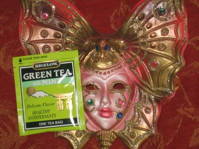 Bigelow Green Tea with Mint – Little of This, Little of That