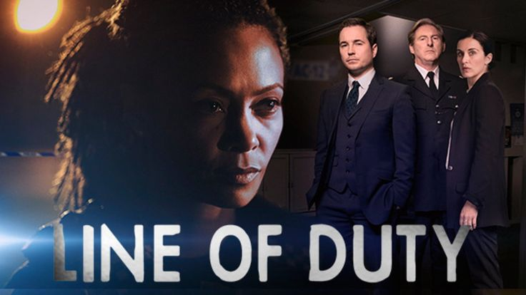 """Set in the fictional police anti-corruption unit AC-12, """"Line of Duty"""" is a cat-and-mouse thriller that takes a probing look into modern policing andcorruption.The British drama features an all-star cast including Keeley Hawes, Vicky McClure, Martin Compston, Adrian Dunbar, Lennie James, Neil Morrissey and Gina McKee."""