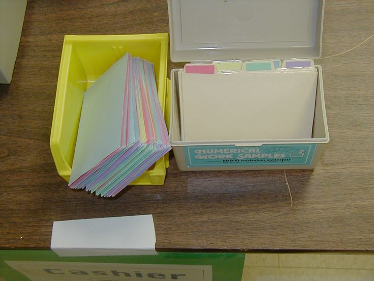 File file file! Pre-Vocational Tasks for young adults with special needs. http://icanwork.therapro.com