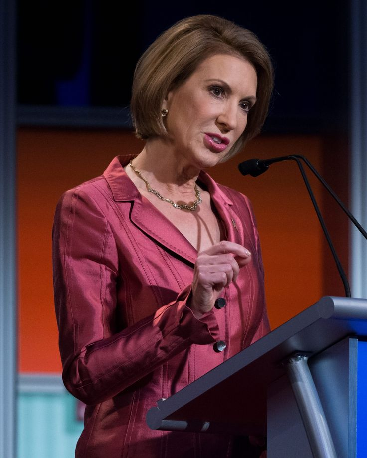 Carly Fiorina: CNN GOP debate criteria may exclude her from main ...