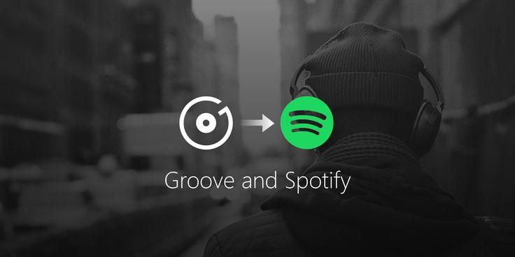 Microsoft reemplazará Groove Music por Spotify a finales de año   A partir del 9 de octubre los suscriptores al app de música podrán empezar a transferir sus listas de reproducción a Spotify.  Microsoft anunció este lunes la discontinuación del app de música Groove Music pero los suscriptores recibirán una promoción a un app con más de 30 millones de pistas  Spotify.  A partir del 31 de diciembre los usuarios de Groove Music no podrán hacer streaming comprar o descargar música ya que el app…