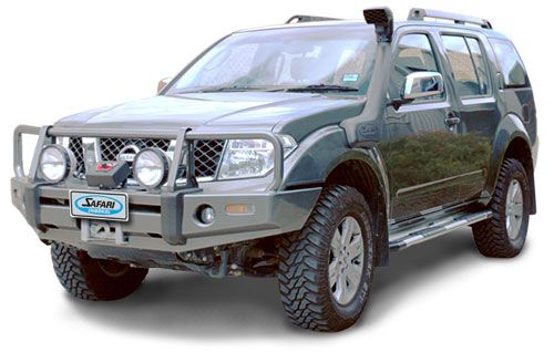 nissan pathfinder offroad pictures | Safari Snorkel - Nissan Pathfinder 2005-> | eXpedycja.pl