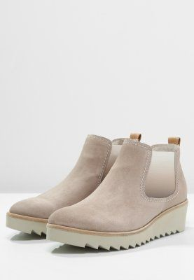 Gabor Ankle boots - beige for £105.00 (29/02/16) with free delivery at Zalando
