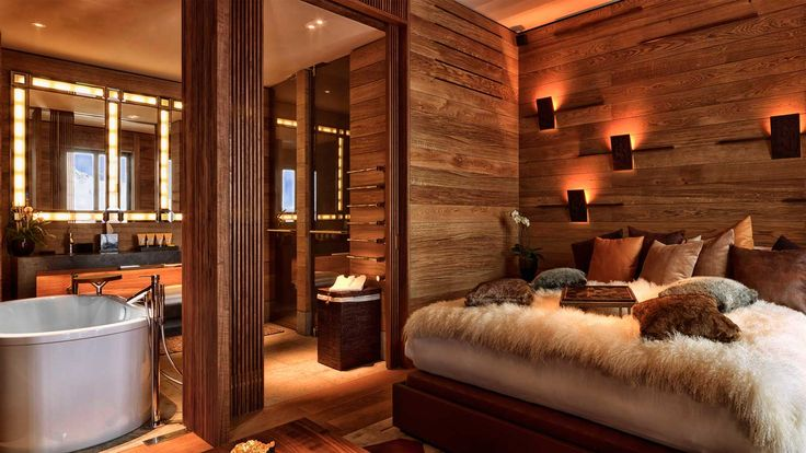 Luxury Swiss Hotel | The Chedi Andermatt Hotel Ski Resort Switzerland