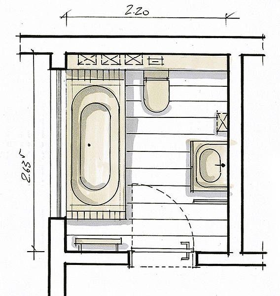 Muurverf In De Badkamer ~ kleine badkamer villeroy boch