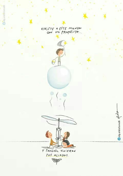 #propósito #objetivo #aliados