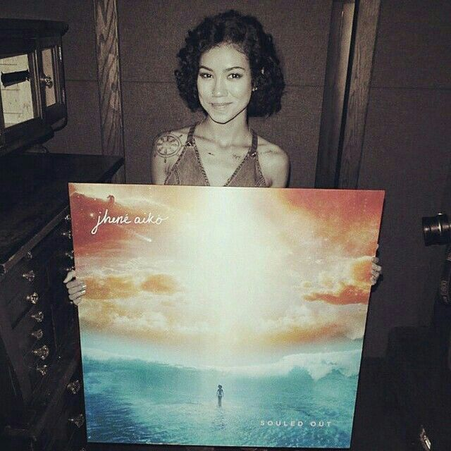 Souled Out. Jhene Aiko.  ...music from a pisces. perfect!