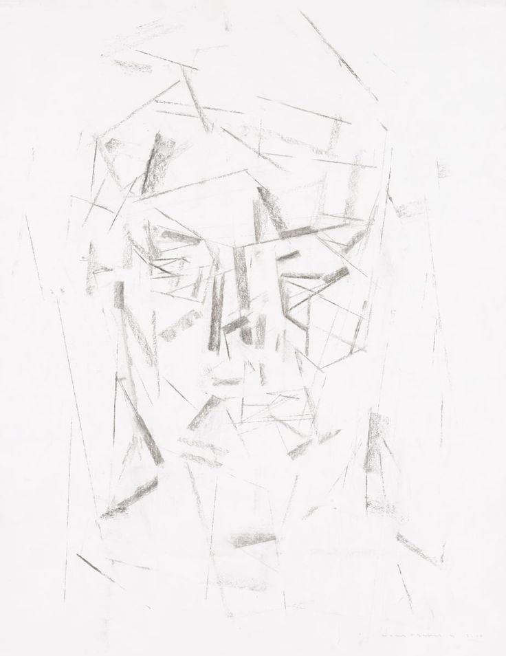 Nick Mourtzakis - Portrait study of David Chalmers (1) 2010
