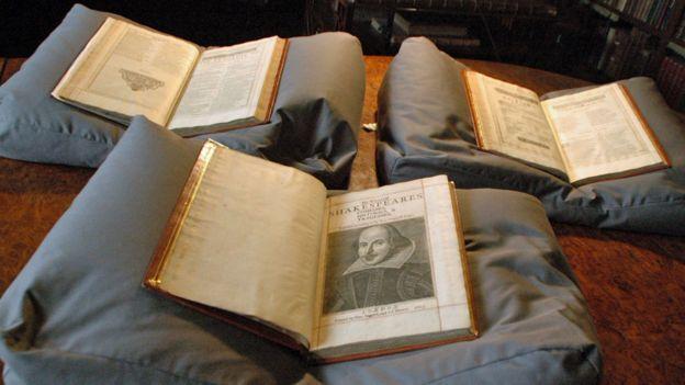 shakespeare First Folio Mount Stuart House