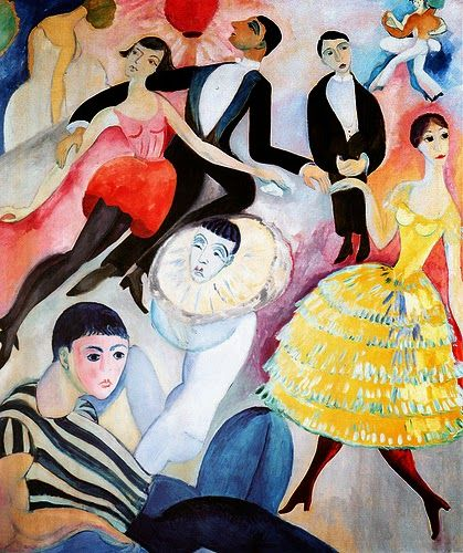 Sigrid Hjertén ~ Modern Expressionist painter | Tutt'Art@ | Pittura * Scultura * Poesia * Musica |