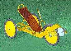Esko Meriluoto | Daten Vinci Oy | Recumbent Trikes | CAD | Architektur