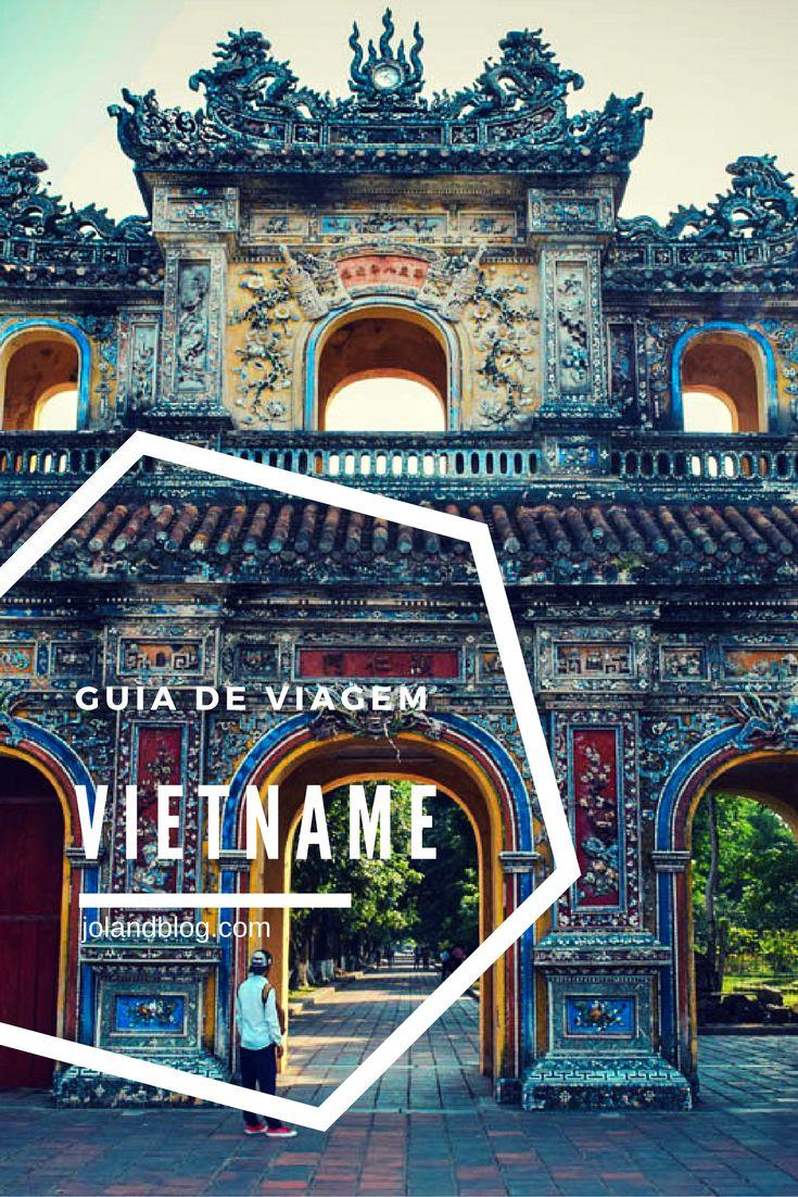 Um Guia de Viagem sobre o Vietname repleto de dicas úteis para planeares a tua viagem!