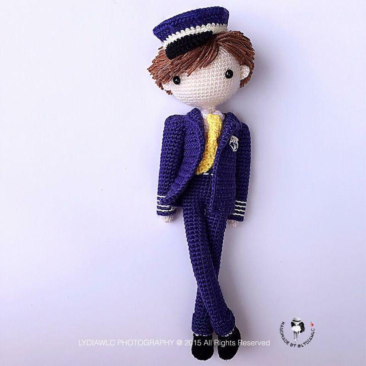 318 best Amigurumi - BOYS images on Pinterest | Amigurumi patterns ...