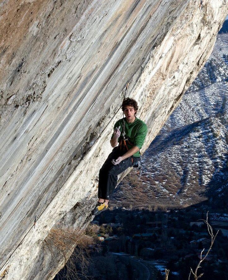 Extreme Photography of Climbers - BonjourLife