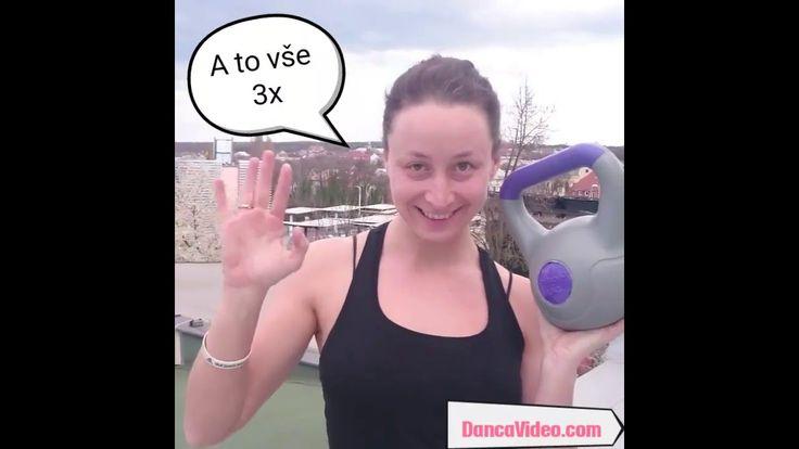 Ketlák na celé tělo   DancaVideo.com