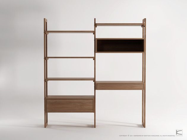 SOHO DOUBLE WALL UNIT
