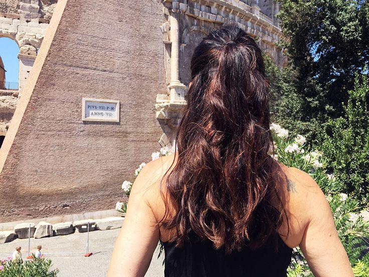 Hairtalk extensions - löshår som funkar.