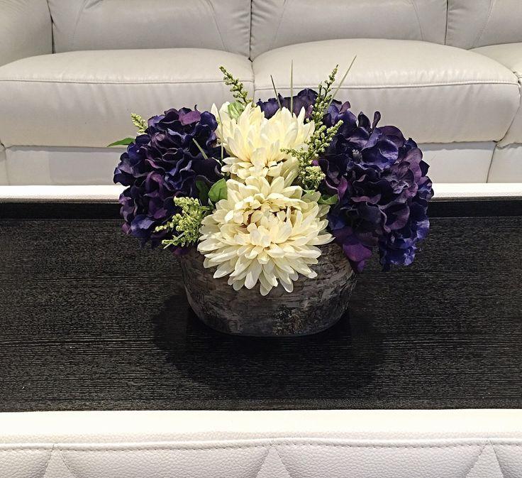176 best Faux Flower Arrangements images on Pinterest
