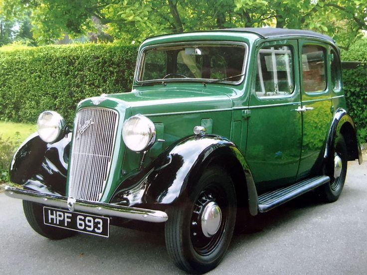 Austin 10/4 Conway cabriolet 1939