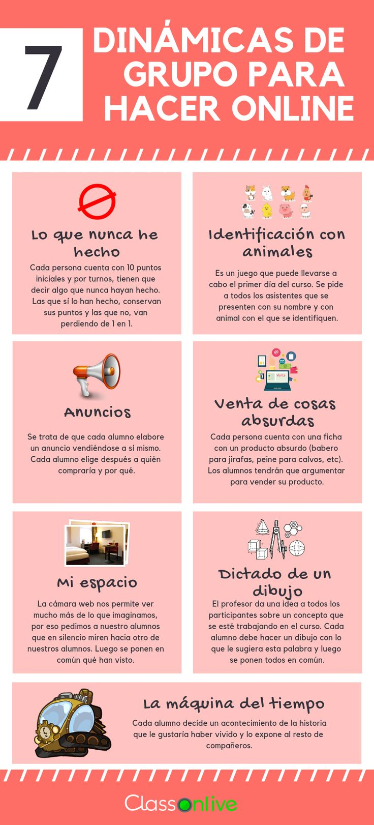 7 online group dynamics to do - ClassOnLive Teaching Time, Teaching Spanish, Teaching English, Teaching Strategies, Teaching Tools, Teaching Resources, Therapy Activities, Classroom Activities, Interesting English Words