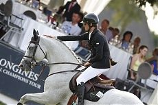 Valkenswaard 2014 Gallery - LONGINES GLOBAL CHAMPIONS TOUR - Constant van Paesschen and Citizenguard Toscan Sainte Hermelle