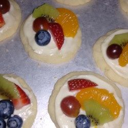 Casino Night Mini Fruit Pizzas - Allrecipes.com