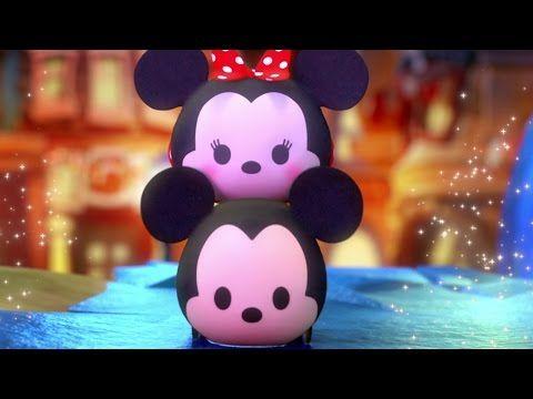Frozen Skating | A Tsum Tsum short | Disney - YouTube