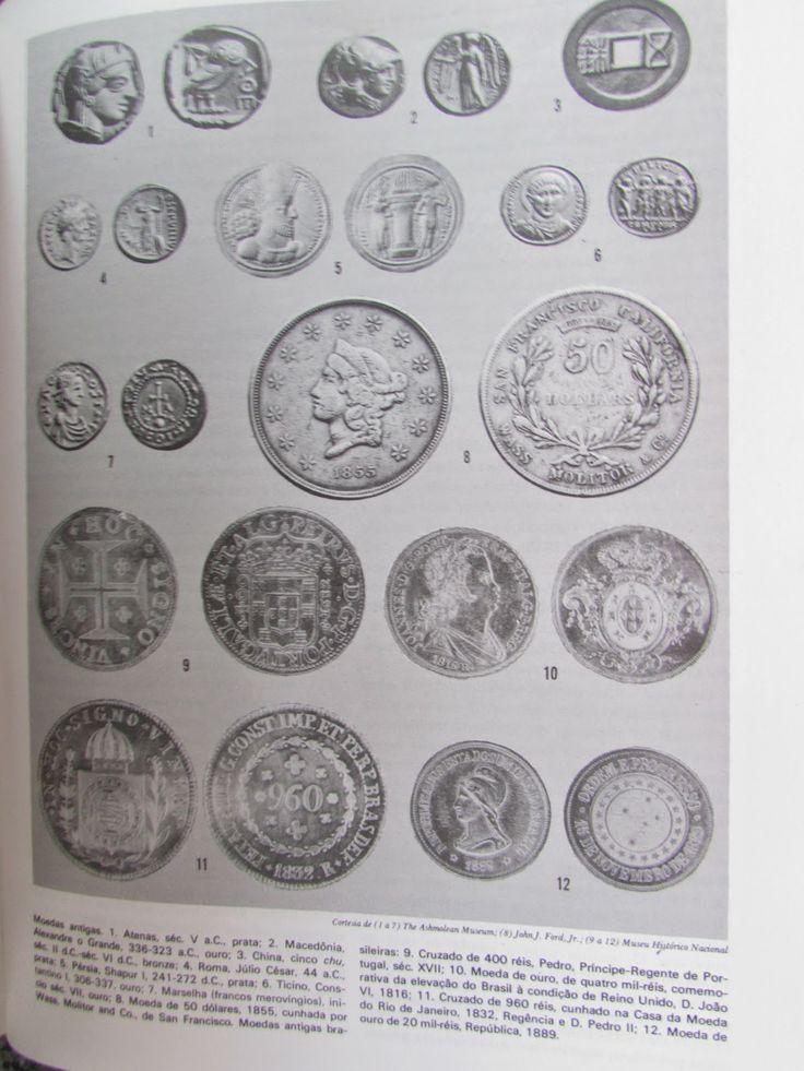 FANTASIA  ESTRELAR: Numismática: é a arte ou ciência que trata das moe...