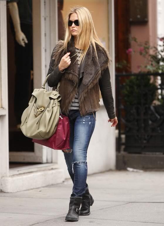 Street style: модели вне подиума | Wildberries Style Magazine