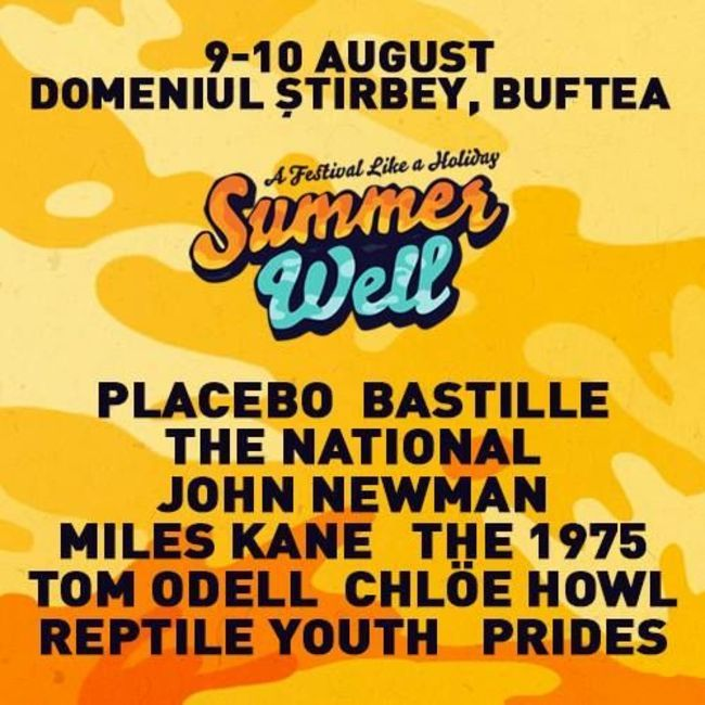 SummerWell 2014