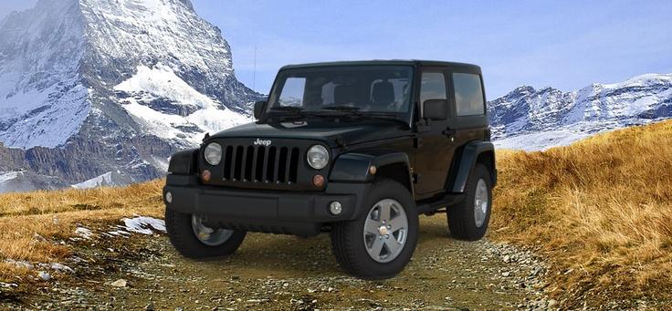 MY DREAM! Jeep Wrangler   4x4 Cars   Off Road Vehicles   Jeep UK - www.jeep.co.uk